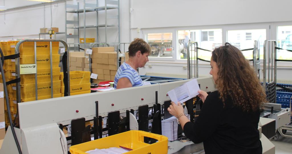 Briefe Falzen Und Kuvertieren : Mailplus direktmarketing gmbh mailings und lettershop